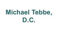 Michael Tebbe, D.C.
