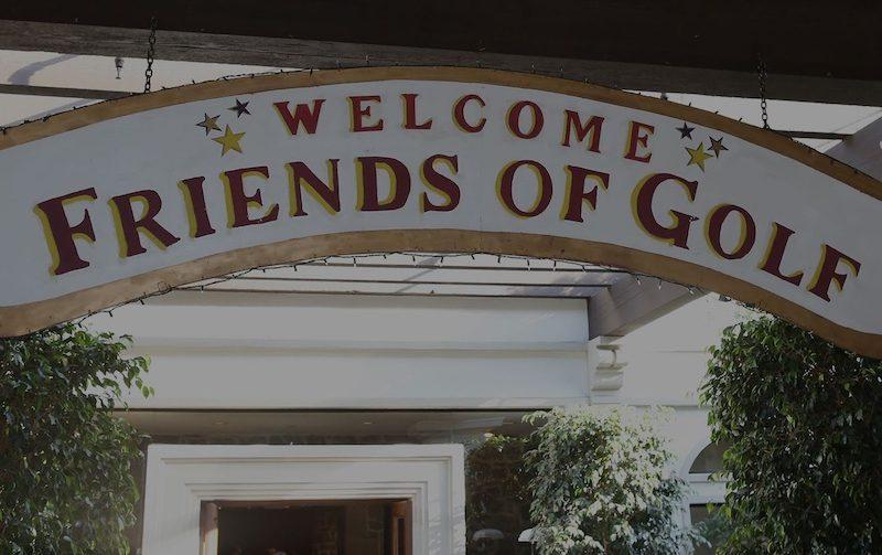 Friends of Golf