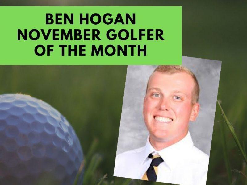Ben Hogan Golfer