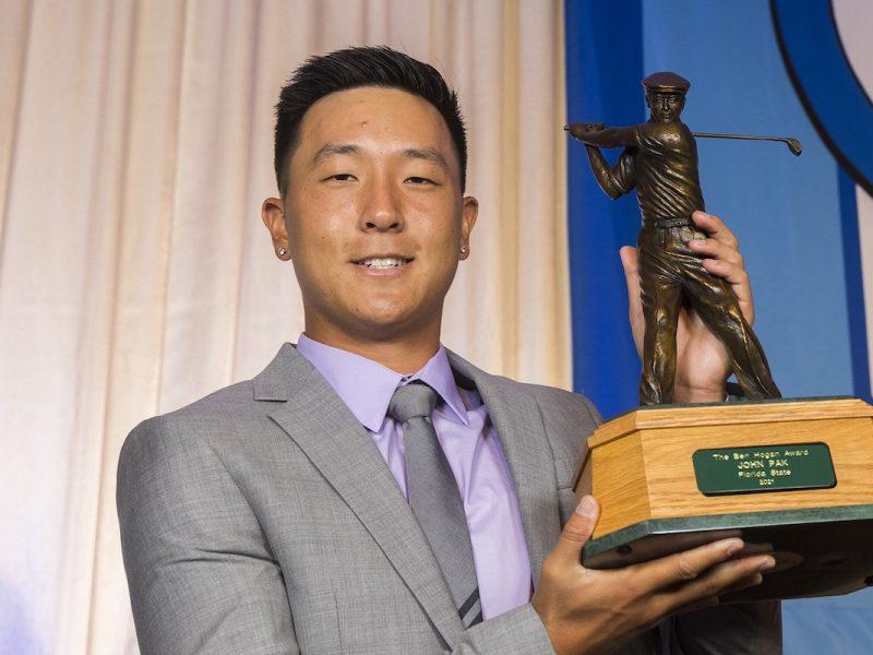 Ben Hogan Award Winner Pak
